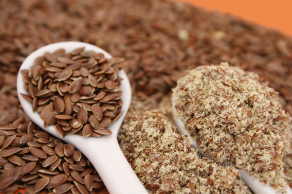 flaxseed whole & ground